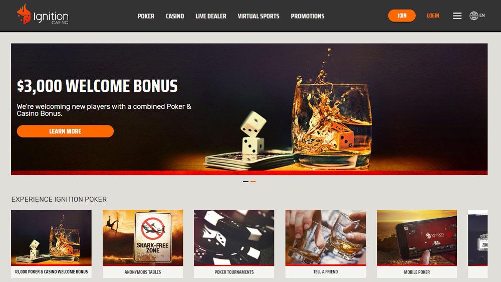 Ignition - USA Online Casino